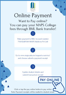 MAPS Online Payment